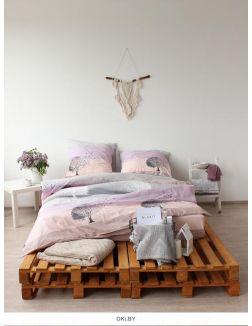 Комплект постельного белья 2-спальный Raven (п. 215х175, пр. 220х210, н. 70х70 - 2 шт) арт. 41251