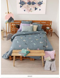 Комплект постельного белья 2-спальный Джаз (п. 215х175, пр. 220х210, н. 70х70 - 2 шт) арт. 41251