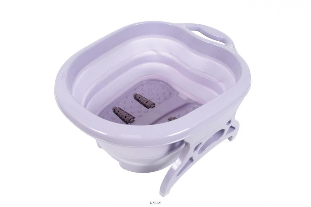 Складная ванночка для ног «Блаженство», лавандовая