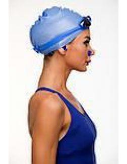 Набор для плавания: шапочка +очки+зажим для носа+беруши для бассейна
