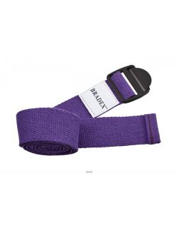 Ремешок для йоги, фиолетовый