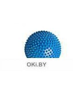 Полусфера балансировочная массажная, синяя