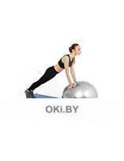 Мяч для фитнеса антивзрыв 75 см с насосом