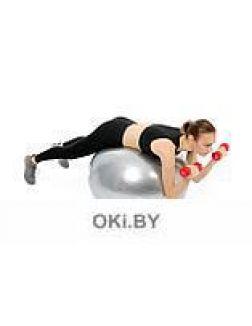 Мяч для фитнеса, полумассажный «ФИТБОЛ-75»