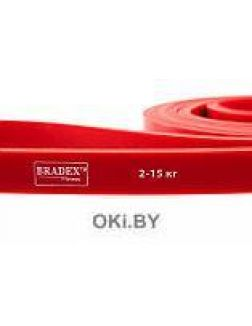 Эспандер-лента Bradex SF 0193 сопротивление 2-15 кг
