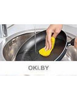 Силиконовая «ЛУЧШЕ, ЧЕМ ГУБКА» для мытья посуды, комплект – 2 шт.