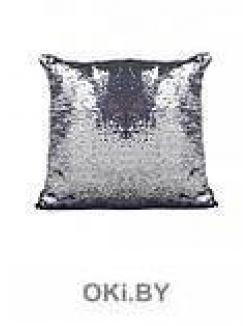 Подушка декоративная «РУСАЛКА» цвет белый матовый