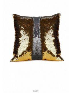 Подушка декоративная «РУСАЛКА» цвет золото