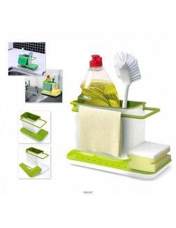 Органайзер для раковины вертикальный Bradex TK 0206 зеленый