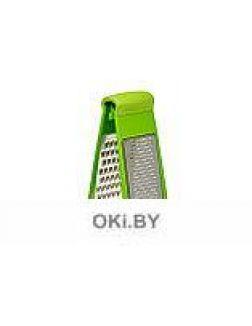 Терка складная с ручкой, зеленая