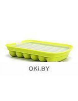 Форма для домашних сосисок и кебабов, зеленая