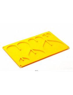 Форма силиконовая 3D «СЕРДЦЕ»