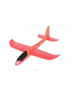 Планер большой, размах крыльев 48 см (красный)