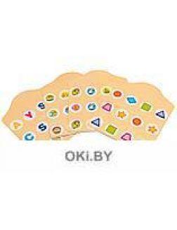 Мемори-игра развивающая настольная «12 БОЖЬИХ КОРОВОК»