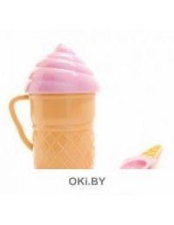 Стаканчик для приготовления мороженого «JUST SHAKE»