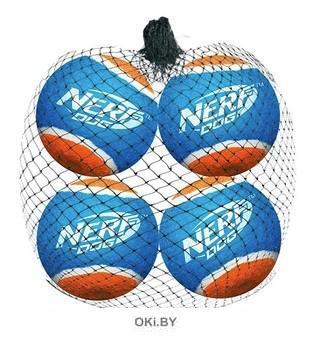 Мяч теннисный для бластера НЁРФ, 6 см (4 шт. ) (30762)