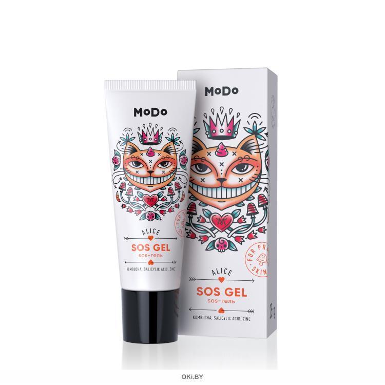 SOS-гель MODO ALICE для проблемной кожи 25 г