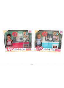 Игровой набор «Кукла Сати» (на кухне)