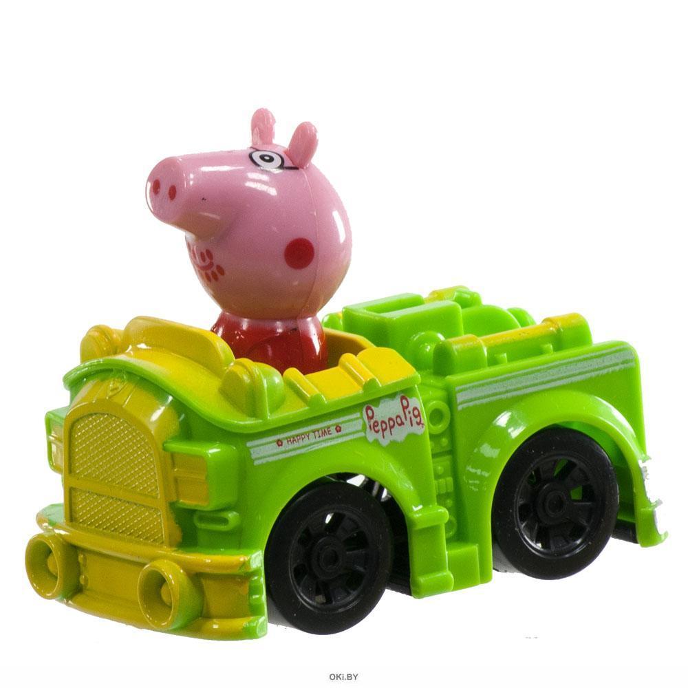 Игрушка пластмассовая «Peppa Pig» в ассортименте