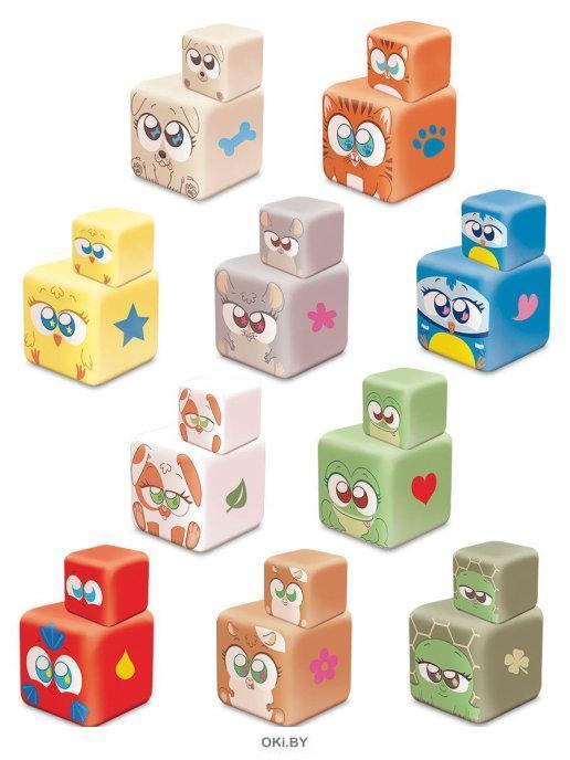 Игрушки для детей «Lovely Cubes» флоупак в ассортименте