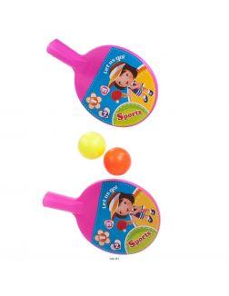 Набор ракеток для тенниса с мячиками мини (арт. 47962)