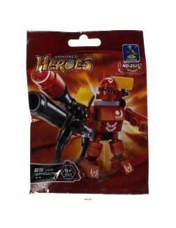 Конструктор фигурка Armored heroes