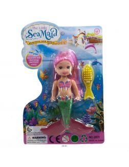 Кукла-русалка с аксессуарами в ассортименте