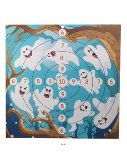 Комплект детский акционный № 8 «В мире развлечений» Дартс большой и Набор полицейского