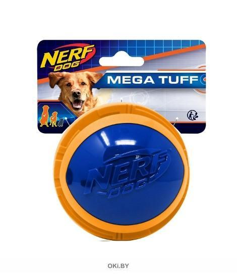 Мяч из вспененной резины и термопластичной резины НЁРФ 10 см (серия