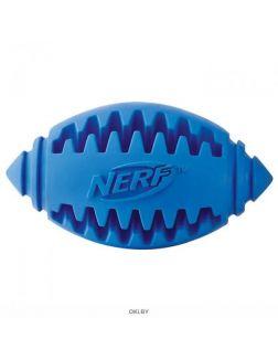Мяч для регби рифленый НЁРФ 10 см (46876)
