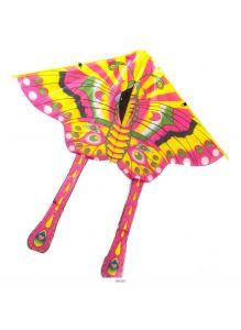 Воздушный змей «Бабочка» с катушкой
