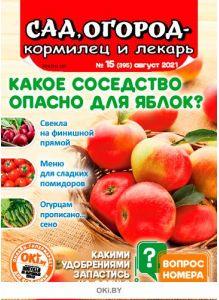 Какое соседство опасно для яблок 15 / 2021 Сад, огород — кормилец и лекарь