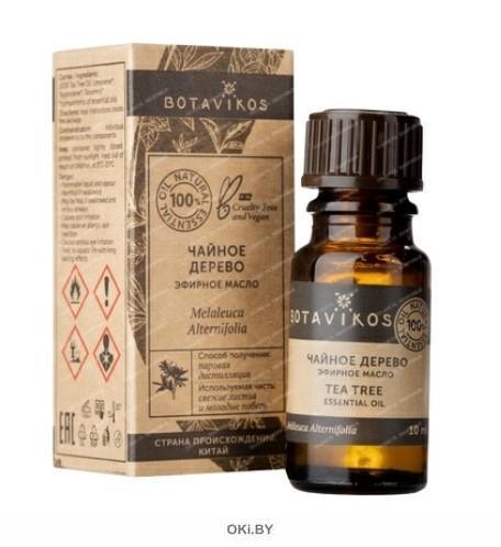 Масло эфирное 100% Чайное дерево Botavikos 10 мл