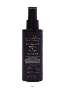 Гидролат Botavikos оливы + протеины пшеницы 150 мл