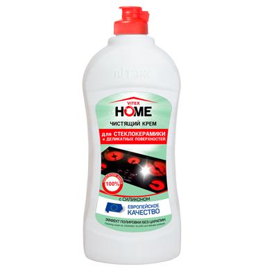 Крем чистящий для СТЕКЛОКЕРАМИКИ и деликатных поверхностей 700 г VITEX HOME