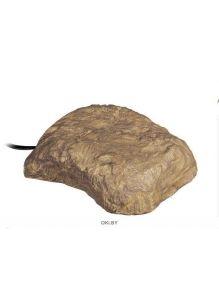 Камень для рептилий малый с обогревателем 155x100 мм 5 Вт. PT2000 (H220002)