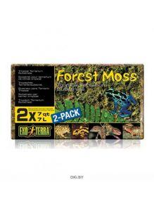 Мох натуральный для террариумов Forest Moss PT3095