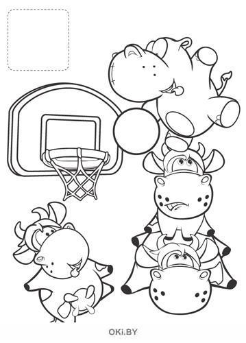 Комплект детский акционный с журналами Мотя 1 / 2021