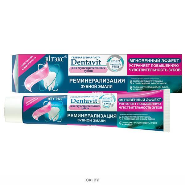 Паста зубная гелевая