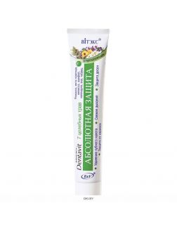 Паста зубная фторосодержащая 7 Целебных трав Абсолютная защита 85 г. Dentavit