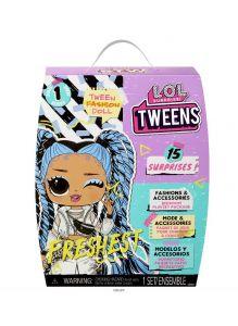 LOL Surprise / ЛОЛ Сюрприз. Кукла Tweens Freshest серия 1 - Фрэшист (576686EUC)