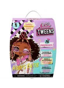 LOL Surprise / ЛОЛ Сюрприз. Кукла Tweens Hoops Cutie серия 1 - Хопс Кьюти арт. 576693EUC