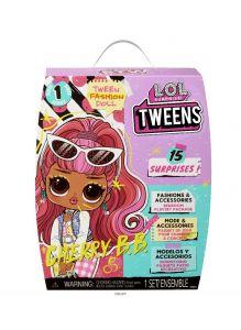 LOL Surprise / ЛОЛ Сюрприз. Кукла Tweens Cherry B. B. серия 1. Арт. 576709EUC