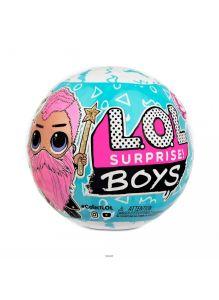 LOL Surprise / ЛОЛ Сюрприз. Кукла мальчик Boys 5 серия (575986EUC)