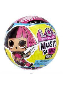 LOL Surprise / ЛОЛ Сюрприз. Кукла Music Remix Rock PDQ арт. 577522EUC