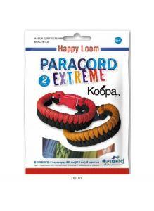 Happy loom. Paracord Extreme «Кобра»