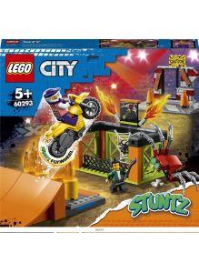 Парк каскадёров (Лего / Lego city)