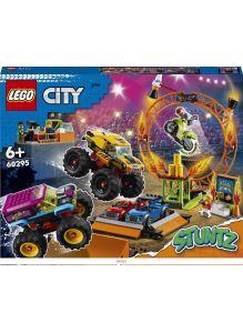 Арена для шоу каскадёров (Лего / Lego city)
