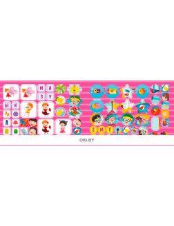 Супердетки. Книга для девочек. Волшебные наклейки «Играю! Рисую! Фантазирую!» 36 / 2021