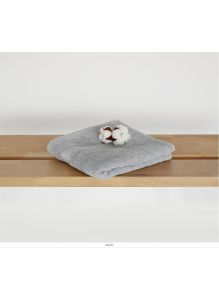 Полотенце махровое размер 140х70 см Рисунок Серый тон 14-4102